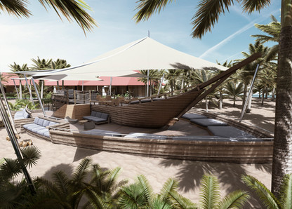 Bar de Playa ATOLÓN Hotel