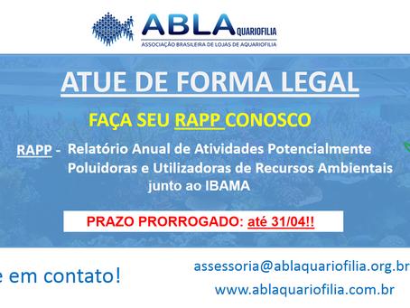 ABLA (Associação Brasileira de Lojas de Aquariofilia)