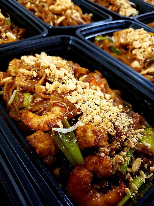 Shrimp & Tofu Pad Thai