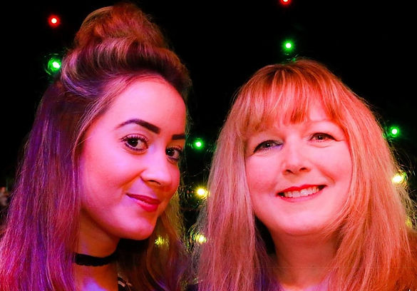 Hollie & Leah, The Soultones lead vocalists