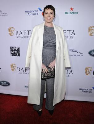 Olivia+Colman+BAFTA+Tea+Party+y6OMuZnG7o
