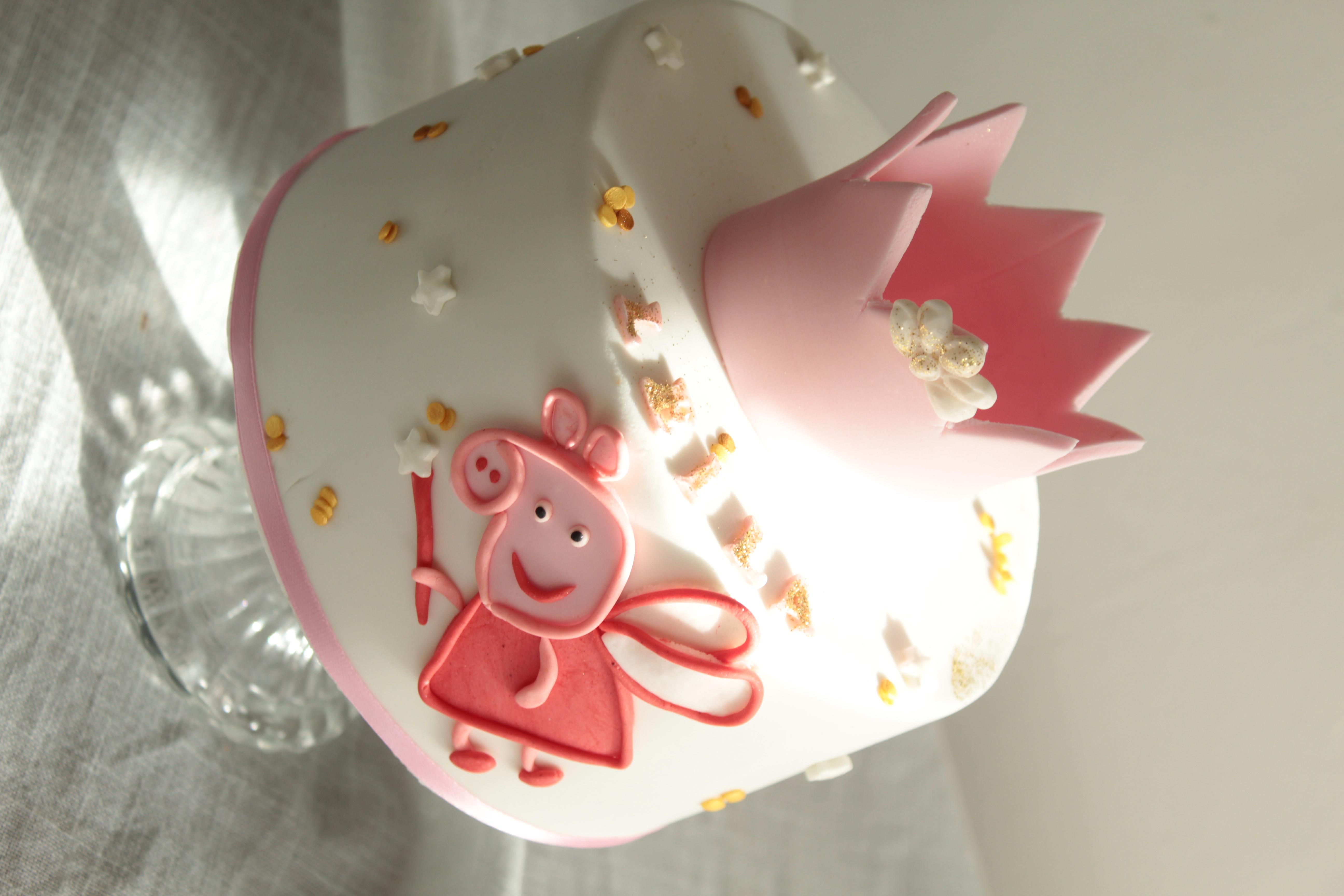 Bithday Cake Peppa Pig