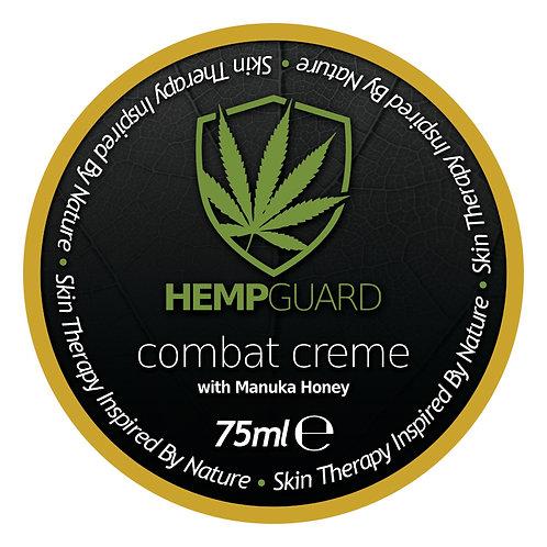 HEMPGUARD | Combat Creme with Manuka Honey - 75ml