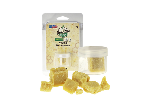 Pure Wax Crumble 400mg (1g)