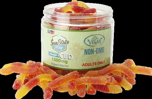Vegan Gummies 1500mg