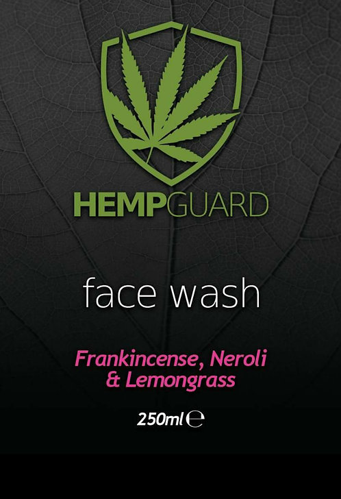 Be-Leaf hemp facewash