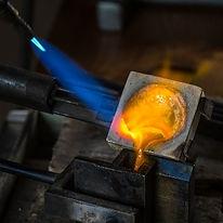 Gold smelting melting and casting tips o
