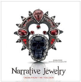 New Book: Tales from the Toolbox | Narrative Jewelry