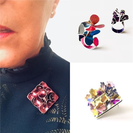 Dawn Meaden-Johnson _ Contemporary Jewel