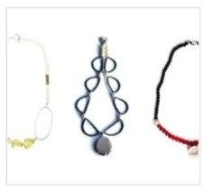 Nobuko O_ Bead and Pearl Necklaces_Trio
