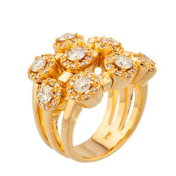 What is Diamond Mounting : www.bespokejewellerytraining.co.uk