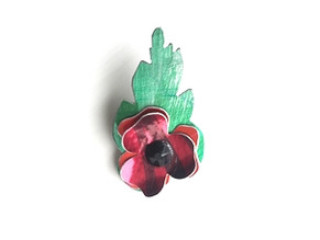 Remembrance Poppy Project