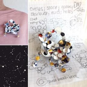 Galaxy ring collage_inspiration_Dawn Mea