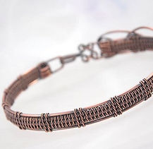 Introduction to wireweaving course - kay