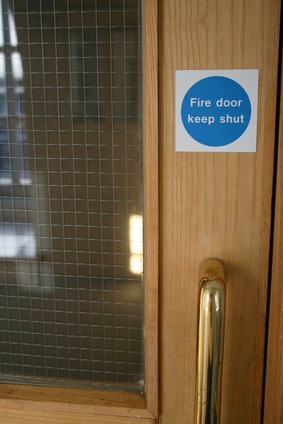 Fire Door Annual Assessment from Central Locksmiths Ltd