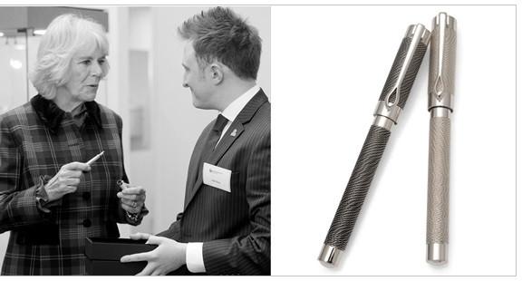 Jack Row - Bespoke maker of Luxury Fountain Pens