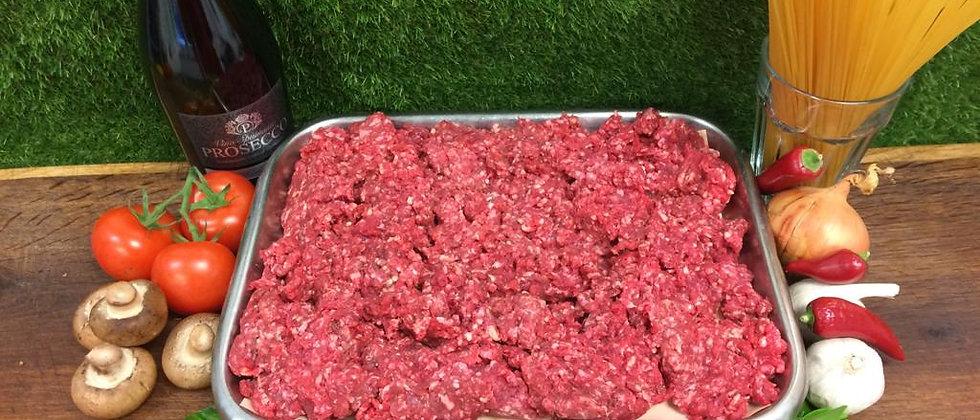 'Made by Us' Premium British Beef Mince(per Kg)