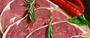 Lamb Boneless Chump Steaks(perKg)