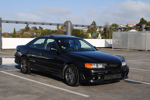 1997 Toyota JZX100 Chaser with legendary 1JZ-GTE 2.5 Turbo Tourer V