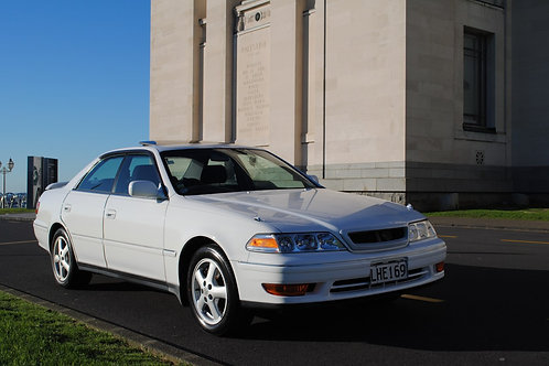 1996 Toyota JZX100 Mark II ( Chaser ) with legendary 1JZ-GTE 2.5 Turbo Tourer V
