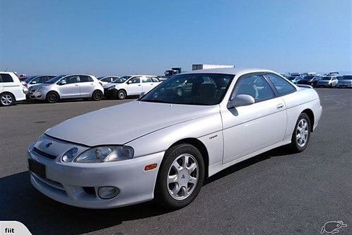 Toyota Soarer 2.5 GT Turbo with 1JZGTE 1998
