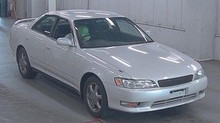 Tidy JZX90 Mark II with ONLY 45Kms - on It's way to Auckland!