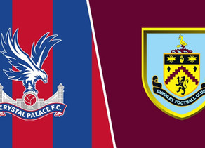 Eagles To Be Soaring After Beating Burnley