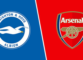 Seagulls To Be Stung By Recovering Arsenal