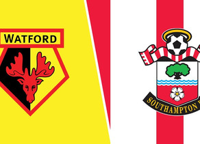 Saints To Deepen Watford Woes