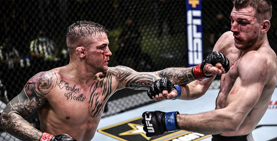 UFC Fight Night: Poirier vs Hooker Recap