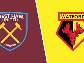 Hammer Time For West Ham And Hornets In Relegation Clash