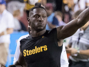 Antonio Brown: Risk vs Reward