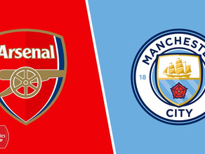 City To Romp To Cup Final After Destroying Sorry Gunners
