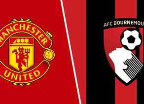 United To Close The Gap On Top Three As Bournemouth Face Relegation