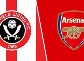 Blades To Suffer Gunners Defeat In Cup Clash