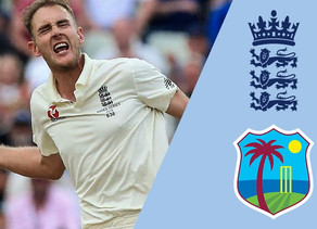 Brilliant Broad Seals Series Win For England