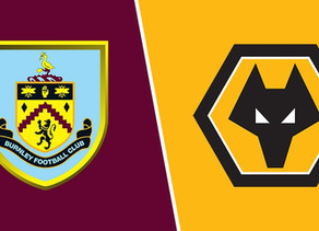 Battling Burnley To Beat Wolves
