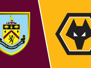 Battling Burnley To Beat Wolves
