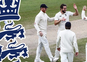 Plenty Of Positives From England in Test Series Win