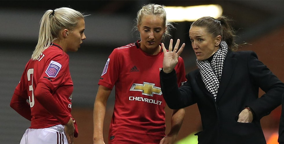 Casey Stoney is also in the running