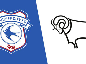 Decent Derby To Keep Play-Off Hopes Alive With Win At Cardiff