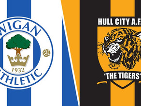 Hopeless Hull Set For Wigan Defeat While Edging Nearer To Relegation