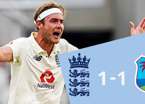 Brilliant England Bounce Back Against Stunned West Indies