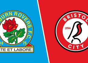 Blackburn To Hold Bristol City In Play-Off Hunt