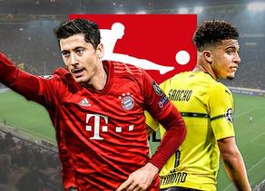 Bundesliga is Back - The story so far