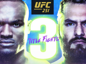 UFC 251 Set To Be Biggest PPV Event Yet