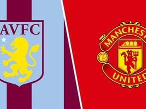 Villa To Test United But Red Devils To Secure Win