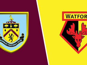 Hornets To Be Stung By Burnley As Relegation Battle Hots Up