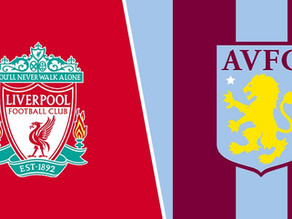 No Let Up From Liverpool As They Welcome Villa To Anfield