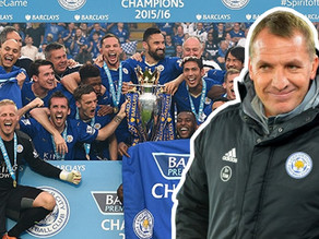 Leicester 2015 v Leicester 2020